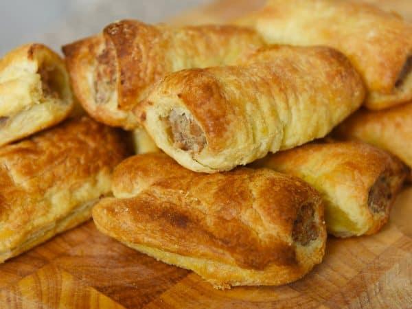 korkers sausage rolls